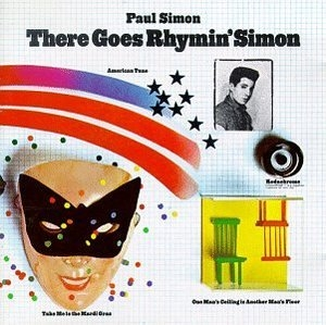 There Goes Rhymin' Simon album cover
