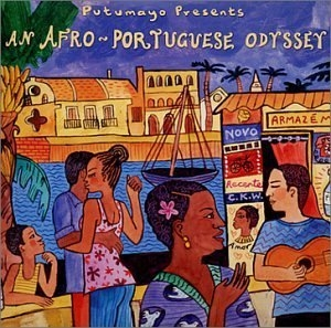 Putumayo Presents: Afro-Portuguese Odyssey album cover