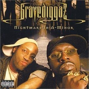Nightmare In A-Minor album cover