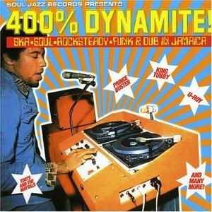 400% Dynamite! album cover