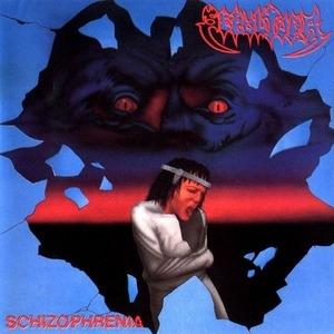 Schizophrenia album cover
