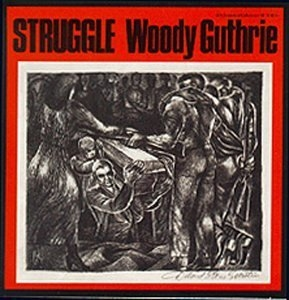 Struggle album cover