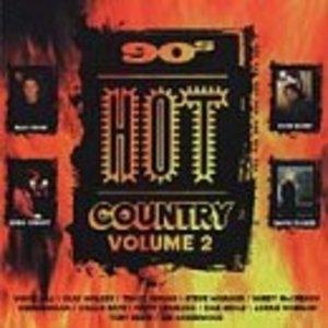 90's Hot Country Vol.2 album cover