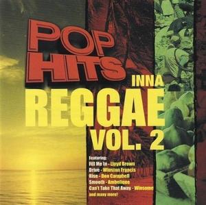 Pop Hits Inna Reggae, Vol. 2 album cover