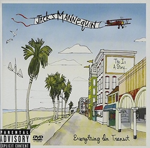 Everything In Transit album cover