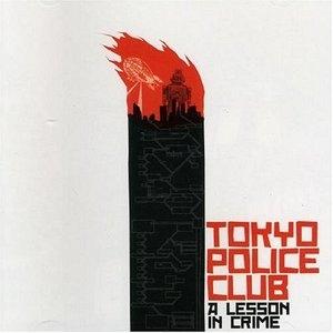 A Lesson In Crime album cover