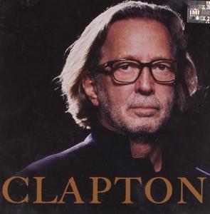 Clapton album cover