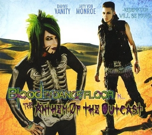 Anthem Of The Outcast album cover