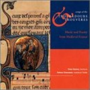 Songs Of The Troubadours & Trouveres album cover
