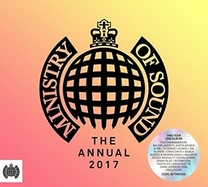 Ministry Of Sound: The Annual 2017 album cover