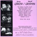 Jerry Garcia And David Gr... album cover