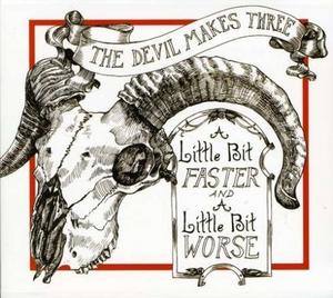 A Little Bit Faster And A Little Bit Worse album cover
