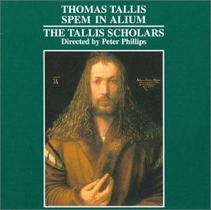 Tallis: Spem In Alium album cover