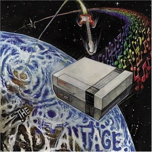 The Advantage album cover