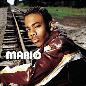 Mario album cover