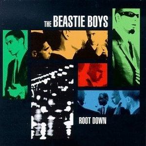Root Down album cover