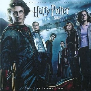 Harry Potter And The Goblet Of Fire: Original Motion Picture Soundtrack album cover