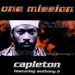 One Mission album cover