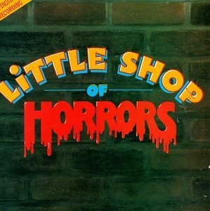 Little Shop Of Horrors (Original Recording) album cover