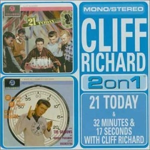21 Today-32 Minutes And 17 Seconds album cover