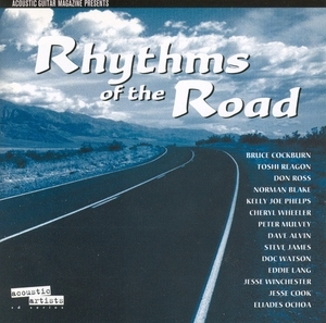 Rhythms Of The Road album cover