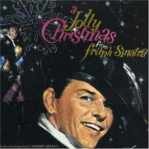 A Jolly Christmas From Frank Sinatra album cover