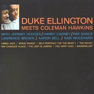Duke Ellington Meets Coleman Hawkins album cover