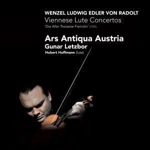 Wenzel Ludwig Edler Von Radolt: Viennese Lute Concertos album cover