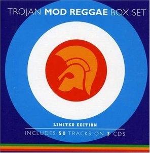 Trojan Mod Reggae Box Set album cover
