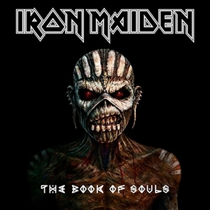 The Book Of Souls album cover