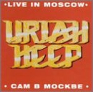 Live In Moscow (Exp) album cover