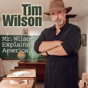 Mr. Wilson Explains America album cover