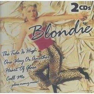 Blondie album cover