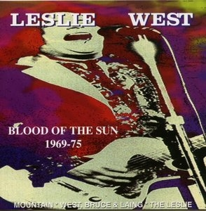 Blood Of The Sun 1969-1975 album cover