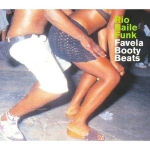 Rio Baile Funk: Favela Booty Beats album cover