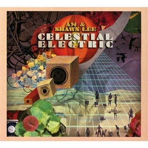 Celestial Electric album cover