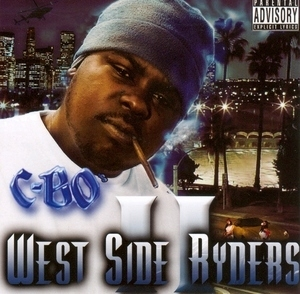 West Side Ryders II album cover