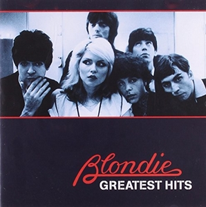 Blondie-Greatest Hits album cover