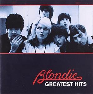 Blondie-Greatest Hits album cover