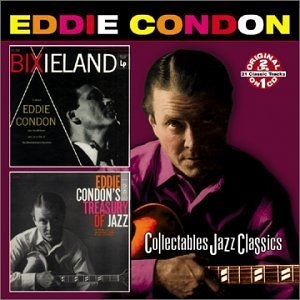 Bixieland-Treasury Of Jazz album cover