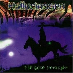 The Lone Deranger album cover