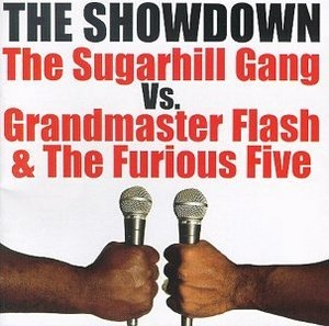 Showdown: The Sugarhill Gang Vs. Grandmaster Flash & The Furious Five album cover