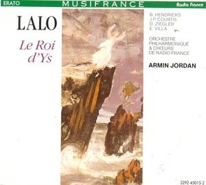 Lalo: Le Roi D'ys album cover