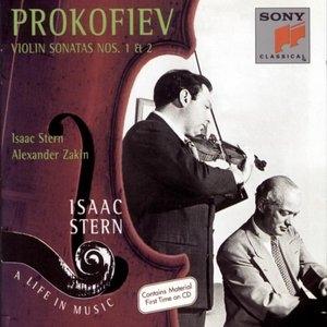 Prokofiev: Violin Sonatas Nos.1 & 2 album cover