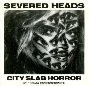 City Slab Horror album cover