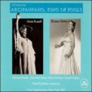 Dittersdorf: Arcifanfano King Of Fools album cover
