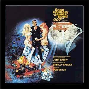 Diamonds Are Forever: Original Motion Picture Soundtrack (Exp) album cover