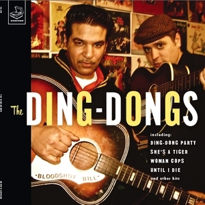 The Ding-Dongs album cover