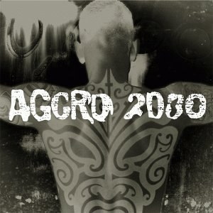 Aggro 2000 album cover
