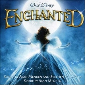 Walt Disney Pictures Presents: Enchanted (Score) album cover